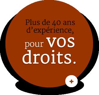 Compétences des avocats de Lorient
